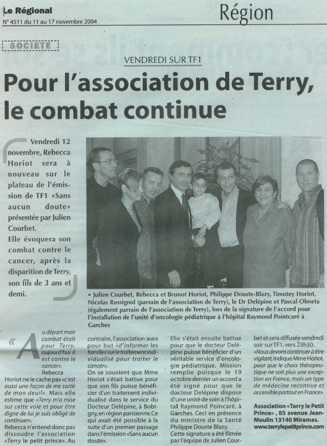 TF1 sans aucun doute - le régional