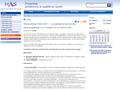 Rencontres HAS 2011 - Le patient et la norme